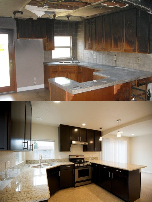 June 2014 flipping dallas for House flips before and after